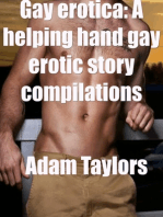 Gay Erotica: A Helping Hand Gay Erotic Story Compilations