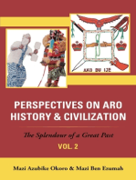 Perspectives On Aro History & Civilization
