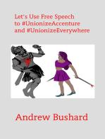 Let's #UnionizeAccenture and #UnionizeEverywhere