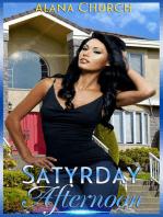 "Satyrday Afternoon (Book 2 of ""The Satyr Saga"")"