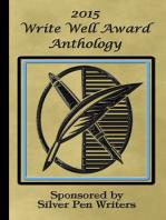 2015 Write Well Award