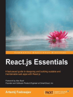 React.js Essentials