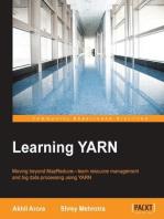 Learning YARN