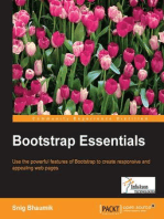 Bootstrap Essentials