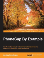 PhoneGap By Example