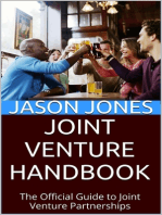 Joint Venture Handbook: The Official Guide to Joint Venture Partnerships