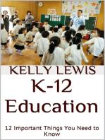 K-12 Education