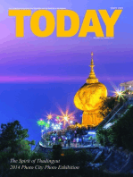 TODAY Tourism & Business Magazine, Volume 21, October, 2014