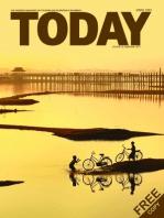 TODAY Tourism & Business Magazine, Volume 22, September, 2015