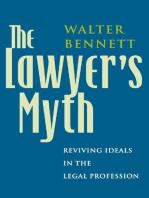 The Lawyer's Myth