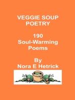 Veggie Soup Poetry