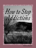 How to Stop Addictions