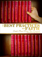 The Best Practices of Faith