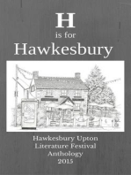 H is for Hawkesbury - Hawkesbury Upton Literature Festival Anthology 2015