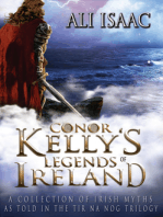Conor Kelly's Legends of Ireland
