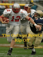 The College Sports Rip Off