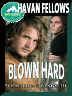 Blown Hard (Whispering Winds 3)