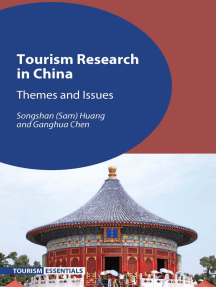 Tourism Research in China: Themes and Issues