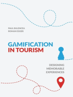 Gamification in Tourism: Designing Memorable Experiences