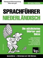 Sprachführer Deutsch-Niederländisch und Kompaktwörterbuch mit 1500 Wörtern