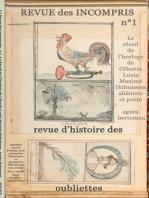 Revue des incompris revue d'histoire des oubliettes: Le Réveil de l'Horloge de Célestin Louis Maxime Dubuisson aliéniste et poète
