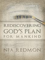 Rediscovering God's Plan for Mankind