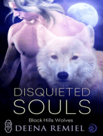 Disquieted Souls (Black Hills Wolves Book 29)