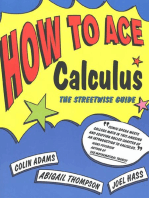 How to Ace Calculus