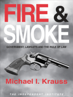 Fire & Smoke: Government, Lawsuits, and the Rule of Law