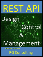 REST API Design Control and Management