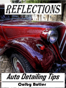 Reflections: Auto Detailing Tips