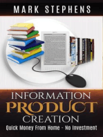 Information Product Creation