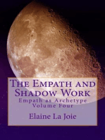 The Empath and Shadow Work (Empath as Archetype, #4)