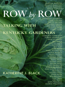 Row by Row: Talking with Kentucky Gardeners