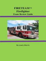 FIRETEAMTM Firefighter Exam Review Guide