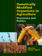 Genetically Modified Organisms in Agriculture
