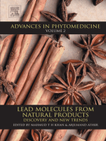 Lead Molecules from Natural Products
