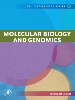 Molecular Biology and Genomics