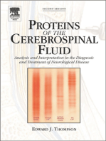 Proteins of the Cerebrospinal Fluid