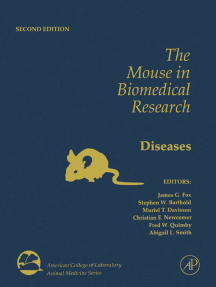 The Mouse in Biomedical Research: Normative Biology, Husbandry, and Models