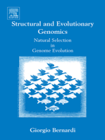 Structural and Evolutionary Genomics