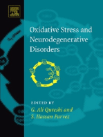 Oxidative Stress and Neurodegenerative Disorders