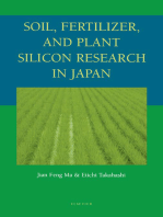 Soil, Fertilizer, and Plant Silicon Research in Japan