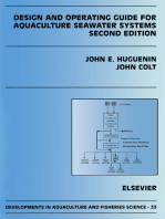 Design and Operating Guide for Aquaculture Seawater Systems