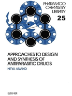 Approaches to Design and Synthesis of Antiparasitic Drugs