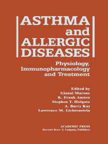 Asthma and Allergic Diseases: Physiology, Immunopharmacology, and Treatment FIFTH INTERNATIONAL SYMPOSIUM