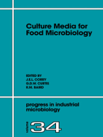 Culture Media for Food Microbiology