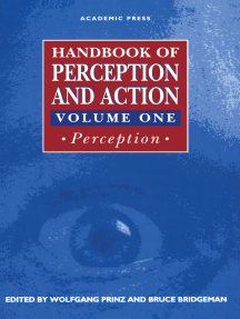 Handbook of Perception and Action: Perception