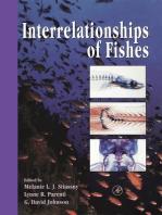 Interrelationships of Fishes