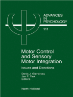 Motor Control and Sensory-Motor Integration